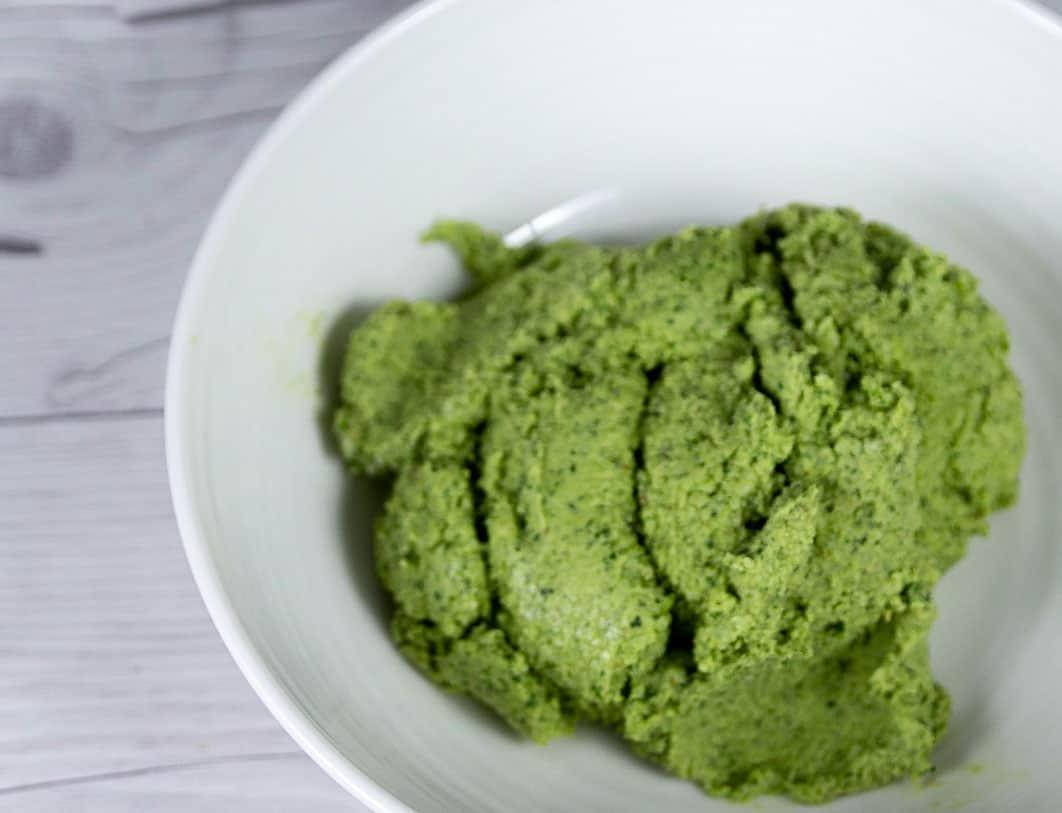 Pesto for the Zucchini Noodles